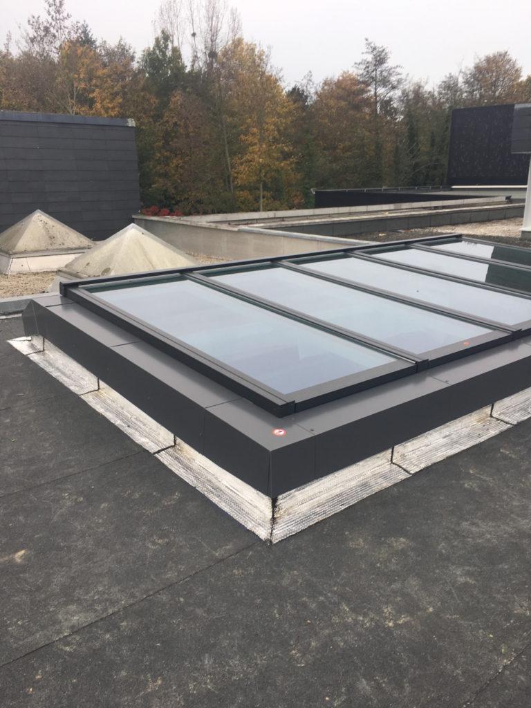 AFT Couverture Rennes étanchéitécouvertures plates membrane PVC